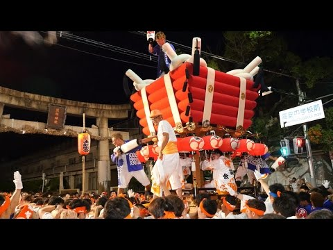 Takayasu Festival 2015 -Appearance together Part2-, Osaka Japan -4K Ultra HD