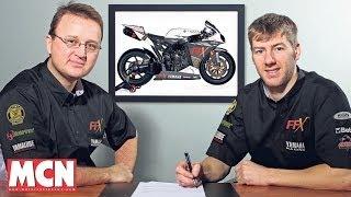 Ian Hutchinson announces FFX Yamaha | Sport | Motorcyclenews.com