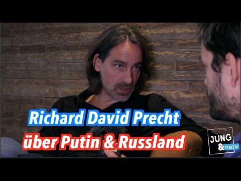 Richard David Precht über Putin & das Verhältnis zu Russland