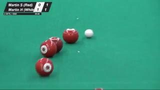 OSC Dolphin - 1st Round (Martin Shepherd vs Martin Heitzman)