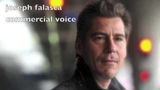 joseph falasca commercial VO reel