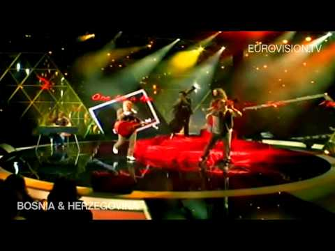 Dino Merlin - Love in rewind (Bosnia & Herzegovina)