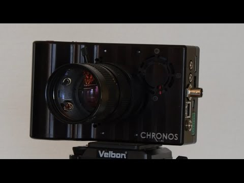 Chronos 1.4 high speed camera review and comparison to Phant