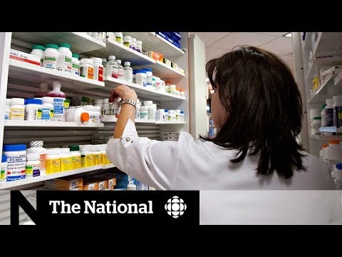 Prescription drug shortages alarm patients across Canada