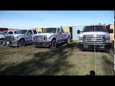 Newmont Auction - Overview Of Trucks For Sale