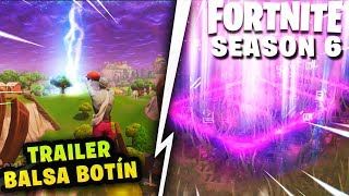 SEASON 6 FORTNITE TRAILER *BALSA BUTTON FINAL EVENT* (FAN MADE) THEORIES AND SECRETS