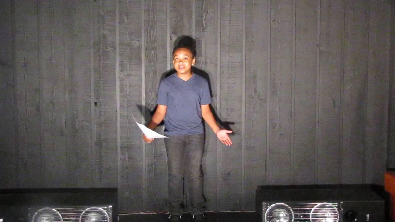 Kevelin Jones III Slate and commercial Lilys Talent Agency