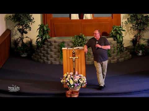 """""""Body Ministry"""" Pastor Mark Dieterle, 4 15 18"""