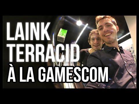 Préférence Laink et Terracid à la Gamescom 2014 - YouTube FJ84