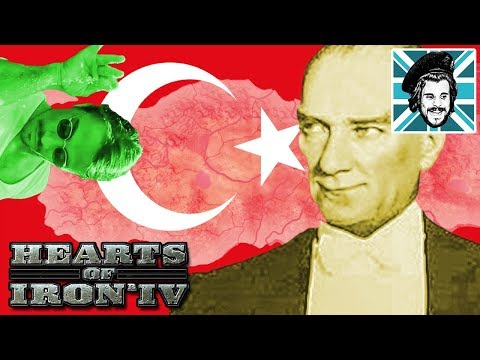What If Turkey Was In WW2? - Ataturk's Turkey