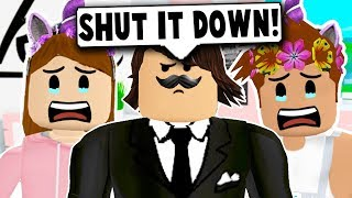 THE FOOD CRITIC SHUT DOWN MY BAKERY! (Roblox Bloxburg) Roblox Roleplay