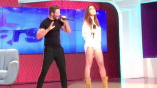 Antena Star - Alex Toma ft. Simy - Recunosc ( tv show )