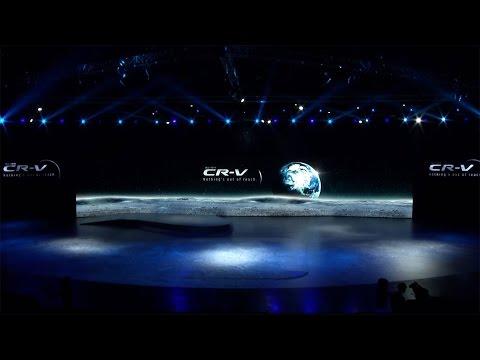 CH2 - Top view มุมมองรอบด้านกับ All-new Honda CR-V ยนตรกรรมเอสยูวีระดับพรีเมียม