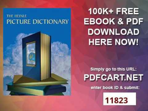 Heinle Picture Dictionary Pdf