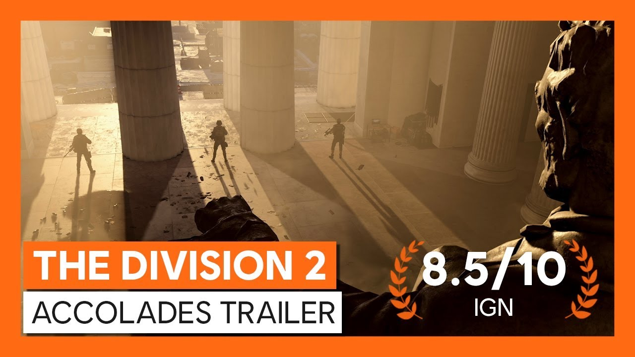 The Division 2 Update Patch Notes TODAY: Ubisoft make Clan