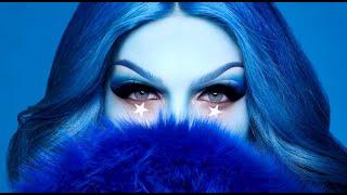 Палетка теней Jeffree Star Blue Blood Макияж