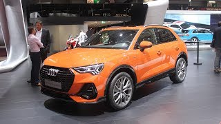 Audi Q3 : retour aux affaires - En direct du Mondial de Paris 2018