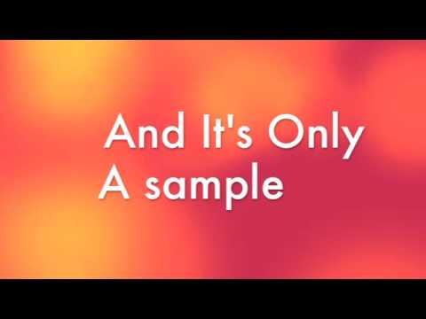 Sample Music-1st Garage Band Song - YouTube