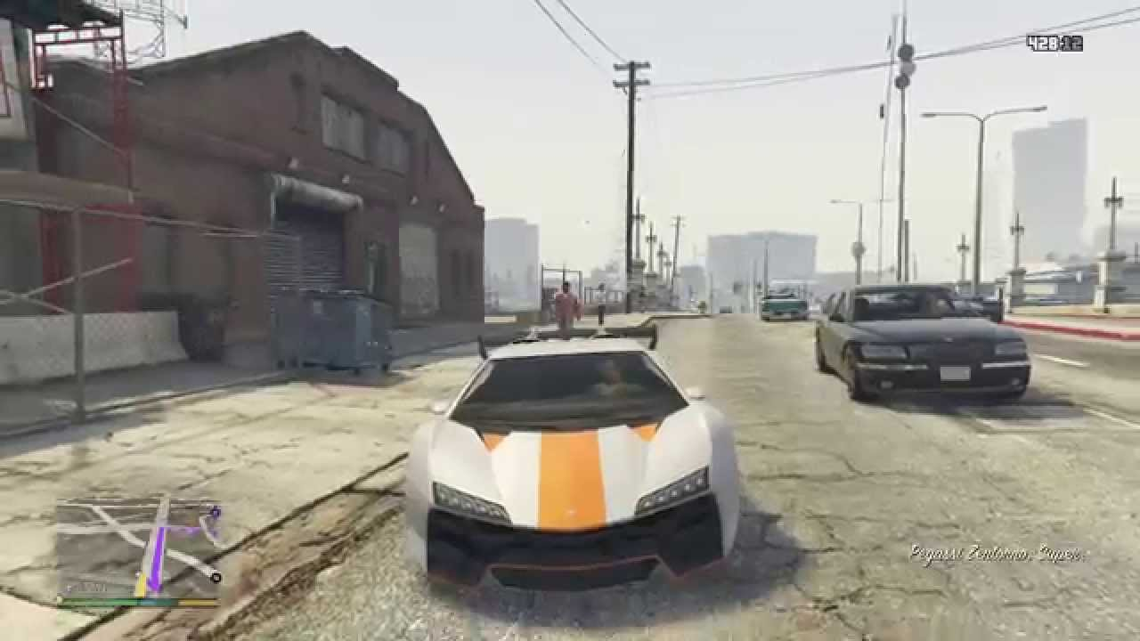 How To Get A Free Zentorno In Gta 5 Xbox One Ps4 Single Player