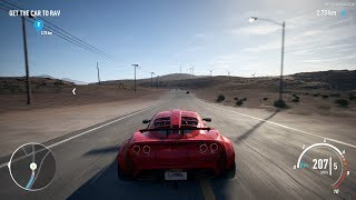 Need for Speed Payback - Lotus Exige Valentine's Day Special Abandoned Car Location and Gameplay