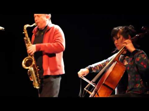 John Butcher, John Edwards & Okkyung Lee Trio @ cube