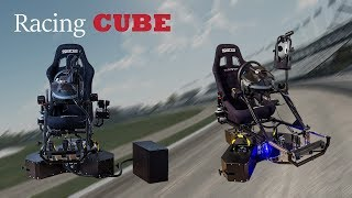 RacingCUBE Release Trailer - 4DOF Racing Simulator