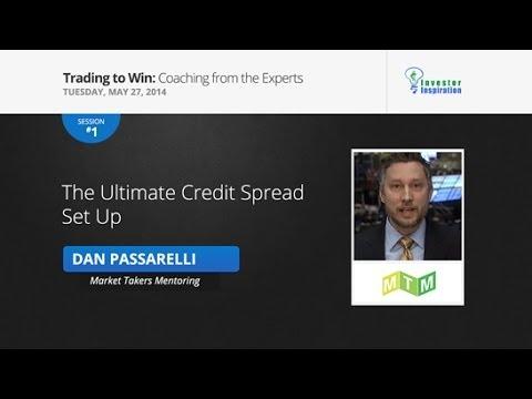 The Ultimate Credit Spread Set Up | Dan Passarelli