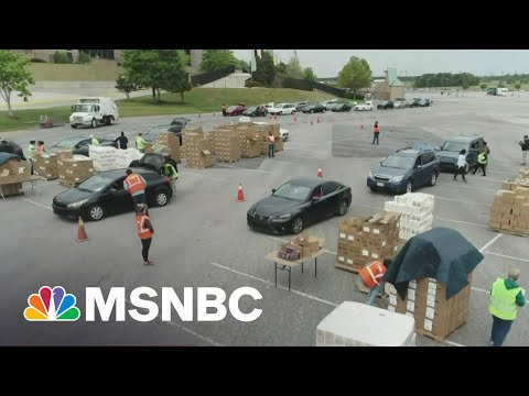 Food Insecurity Continues One Year Into Pandemic | MTP Daily | MSNBC