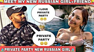 ⛵ PRIVATE PARTY & NEW RUSSIAN GIRLS ⛵ Indian in Thailand _ Pattaya City _ Nightlife in Thailand 2021