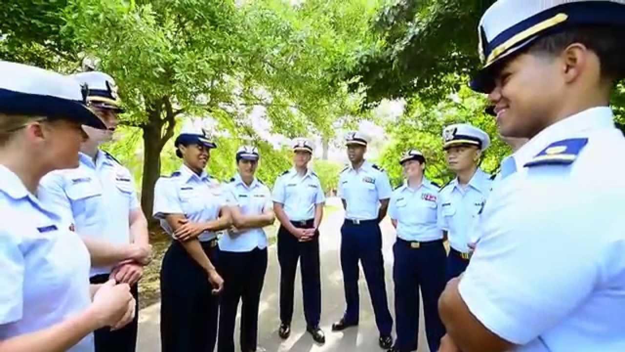 Officer Candidate School (OCS) | GoCoastGuard com