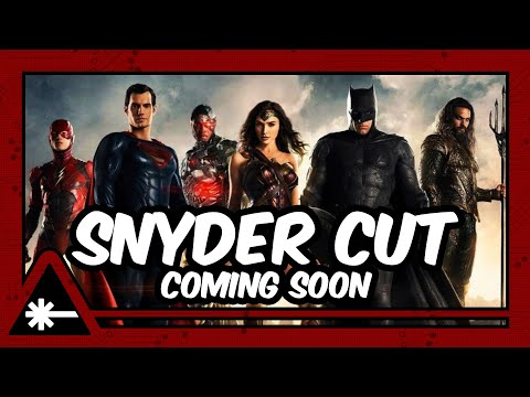 The SNYDER CUT of Justice League Is Getting Released! (Nerdist News w/ Dan Casey)