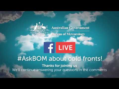 AskBOM Live: What is a cold front?