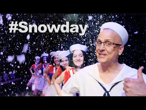 #Snowday - a Musical Medley (Joseph Case High School - No School Announcement)