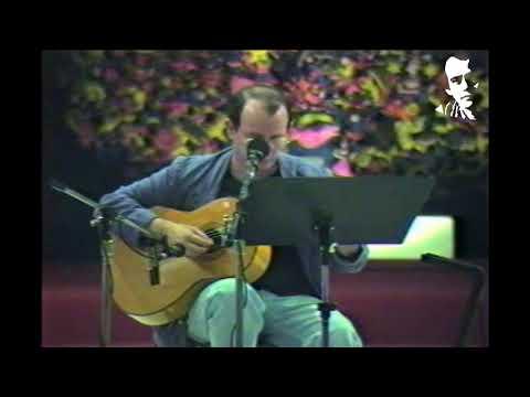 Silvio Rodríguez - Concierto en Casa de las Américas 1996