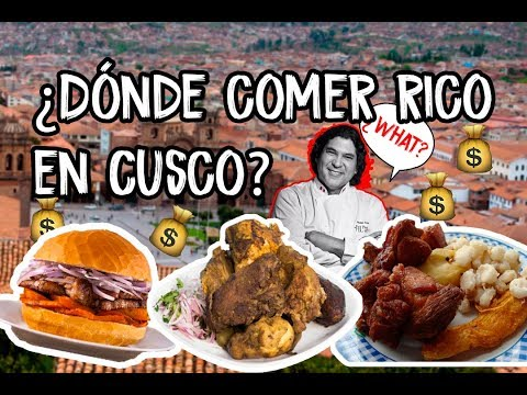 CUSCO: RUTA CULINARIA PA TODOS LOS BOLSILLOS 🍲🍗| MPV