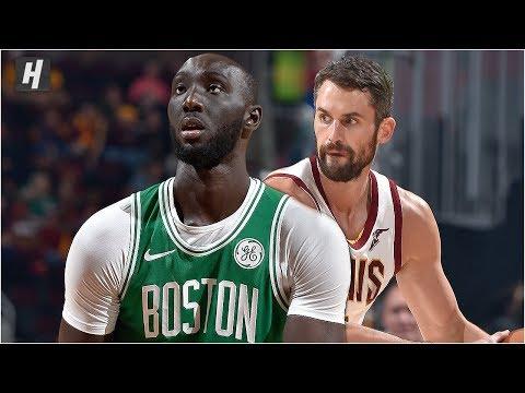 Boston Celtics vs Cleveland Cavaliers – Full Game Highlights   October 15, 2019 NBA Preseason