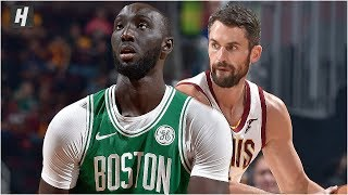 Boston Celtics vs Cleveland Cavaliers - Full Game Highlights | October 15, 2019 NBA Preseason