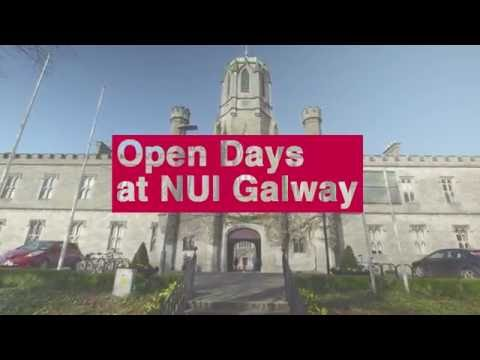 NUI Galway Open Days 2016