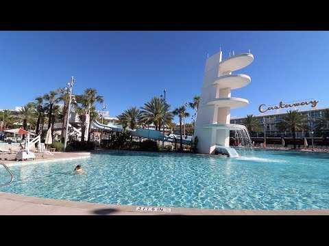 Universal Studios CABANA BAY BEACH RESORT Review