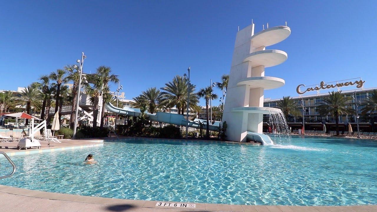 Universal Studios Cabana Bay Beach Resort Review