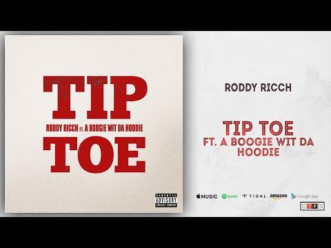 """Roddy Ricch – """"Tip Toe"""" Ft. A Boogie Wit Da Hoddie"""