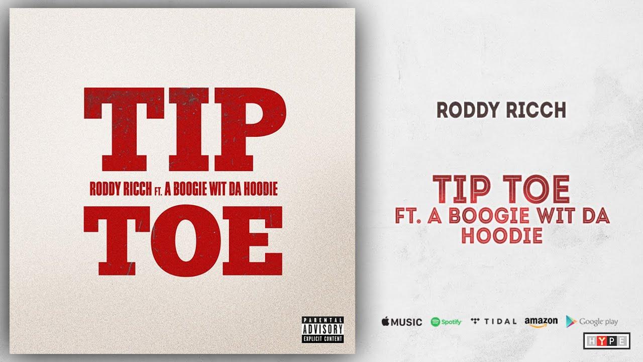 Roddy Ricch - Tip Toe Ft. A Boogie Wit Da Hoodie