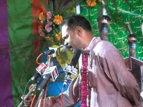 ABBAS DAY 2011 ALLAHABAD !! Chandan Sanyal - FAIZABAD !! Part 9/25 LiveAzadari.com