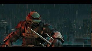 Смотреть Черепашки ниндзя прохождение игры TMNT Game HD
