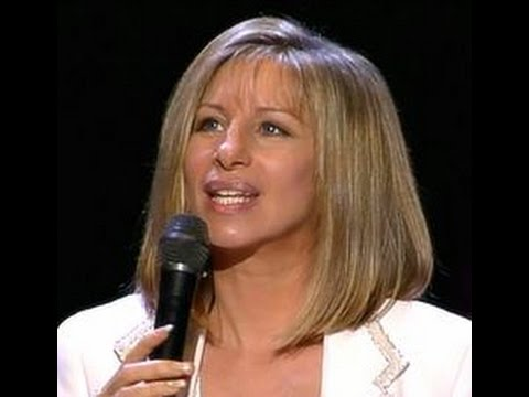 """THE BEST OF BARBRA STREISAND"" (THE 1980s, 1990s) BEST HD QUALITY"