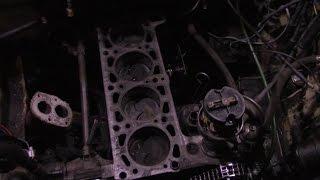 видео Мы победили автоВАЗ (разборка двигателя ваз 2107, тосол в масле)