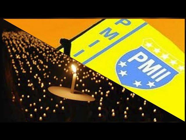 Malam 1000 Lilin Untuk Randi Aktivis PMII Yang Gugur Di Kendari.