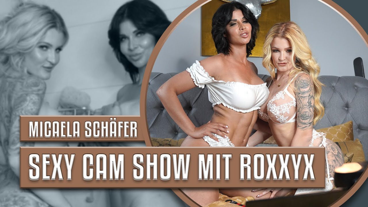 Micaela schäfer webcam