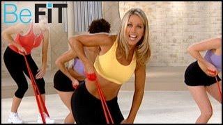 Denise Austin: Upper Body Resistance Workout- Arms, Chest & Shoulders