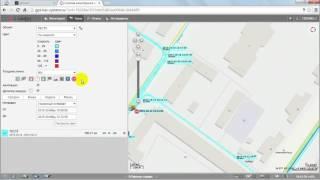 Видео инструкция по работе в программе Wialon-Hosting